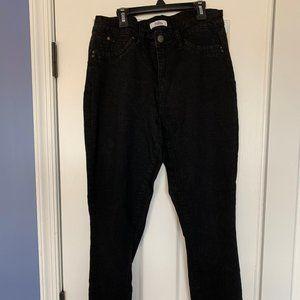 Royalty black skinny jeans